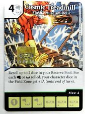 Green Arrow Flash COSMIC TREADMILL Flash Museum Relic #49 DC Dice Masters card