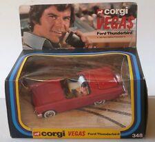 Corgi 348 Ford Thunderbird Vegas Car-1980-MIB