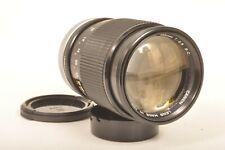 Canon 2,5 x 135 mm FD Tele Objektiv lichtstark / Prime Lens