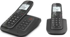 T-SINUS A206 Duo Comfort Schnurlos Telefon mit 2 Mobilteilen Anrufbeantworter