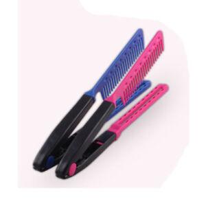 Plastic Salon DIY Hair Comb Fashion Hair Tool Hair Flat Makeup Hairdress AA