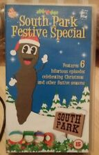 SOUTH PARK Festive Special VHS Video NEW Sealed Rare Mr Hankey The Christmas Poo