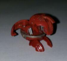 Bakugan Delta Dragonoid Red Pyrus 400G Heavy Metal b1 open core read description