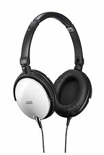 NEW JVC Victor HA-S600-W Sealed headphone foldable type White from Japan