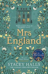 Mrs England: The captivating new Sunday Times bestseller fro... by Halls, Stacey