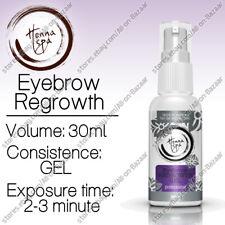 NEW Henna SPA Eyebrow Regrowth Gel 30 ml eyebrow correction
