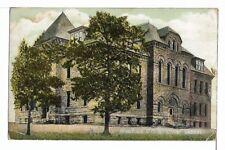 (0491)  P/C  1908 CHATHAM NB  - GRAMMAR SCHOOL