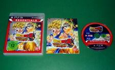 Dragon Ball Z Ultimate Tenkaichi Essentials mit Anl. und OVP Playstation 3 PS3