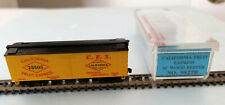 Premiere Editions 36' Wood Reefer  ( California Fruit Express) w.MT couplers