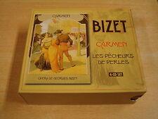 4-CD BOX SET / GEORGES BIZET - CARMEN