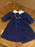 American Girl Historical Doll Caroline Winter Coat and Gloves ONLY EUC RETIRED