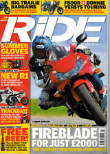 July Ride Motorcycles Magazines