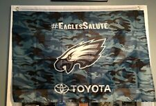 Philadelphia Eagles Salute To Service Flag SGA 11/11/18