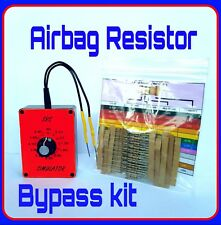 Airbag AUDI A6 s8 Q7 A8 A3 A4 A7 S3 S4 Kit by-pass del Reloj Primavera Cebo Golf Polo