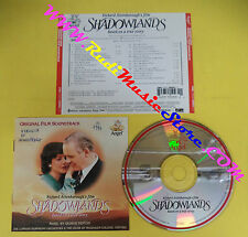 CD SOUNDTRACK George Fenton Shadowlands CDQ 72435 55093 2 no lp mc vhs dvd(OST3)