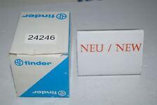 10 X  finder 95.95.3 Relaissockel mit Schraubklemmen Schraubfassung 95953