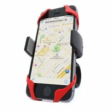 Vibrelli Universal Bike Phone Mount - Fits iPhone X, Android phone, etc.