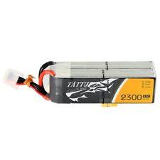 for RC Heli FPV Drone TATTU 2300mah 14.8v 45c 4s1p Lipo Battery With Xt60 Plug