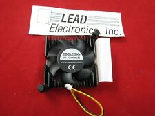 COOL-COX VGA FAN WITH HEAT SINK 3-WiRE WITH CONNECTOR VC-AL4009 LE
