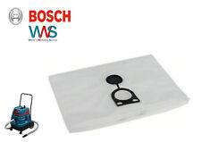 BOSCH 5x Vliesfilterbeutel für GAS 50 Staubbeutel für Industriesauger GAS50 / M