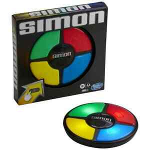 Simon Classic Memory Colour Press Button Game Fast Pace Challenge Family Kids UK