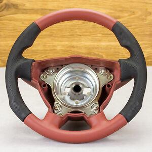Lenkradbezug Chrysler Crossfire CF Lenkrad sportlichen Konturen 1138-1-4