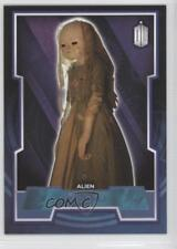 2015 Topps Dr Who Blue #89 Characters Peg Doll /199 Non-Sports Card 0c4