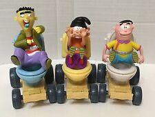 SUPER RARE Ed Edd & Eddy Gas Blasters Fart Cart toys Mattel 2006 Cartoon Network