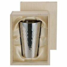 Asahi Titanium Double-Wall Insulated Glass 240ml (1-Piece) (Gift-Boxed)