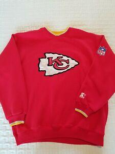 Starter Classic Collection Kansas City Chiefs XL Heavyweight Sweatshirt NFL