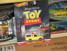 HOTWHEELS  TOY STORY PIZZA PLANET TRUCK