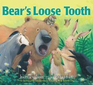 Bears Loose Tooth (The Bear Books)