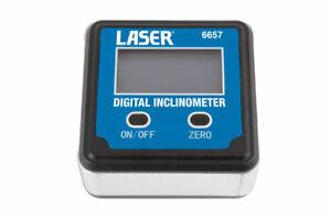 Digital Inclinometer | 6657 Laser New