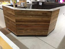 Spotted Gum Wall Panelling / Rustic Industrial Grade 130x14mm