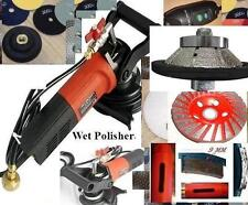 "Wet Polisher 1/2"" Bevel Bullnose Stone Concrete Core Bit Pad Cup countertop tile"