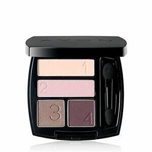 Avon True Colour Eyeshadow Quad - Berry Love