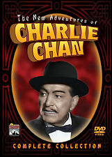 The New Adventures of Charlie Chan - DVD Collection - Classic Television