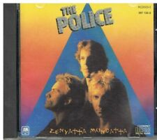 The Police ‎– Zenyatta Mondatta - CD