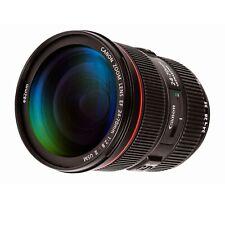 Objetivo Canon EF 24-70mm 0.945-2.756 F/2.8L II 2 USM Negro Original Usado