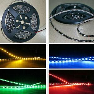 10x Slim 5M 300Led 335 Side Glow Led Strip Light Sign Storefront Lamp 12V 5Color