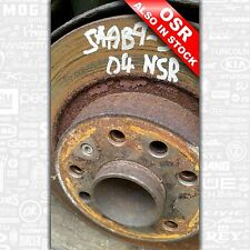- SAAB 9-3 2004 Off Right Side Rear Stub Axle