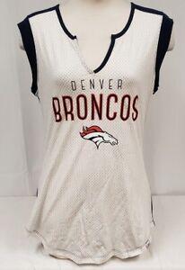 Brand New Women's Majestic NFL Denver Sleeveless Shirt