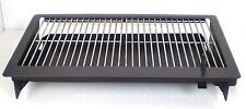 "EasyChef Wood/Charcoal Built-in Counter Top Grill 30"" - w/ SS Cooking Grids"