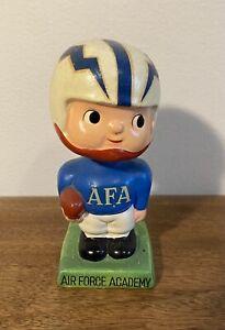 "Vintage 1960's Air Force Academy Falcons Football 5"" Bobblehead Nodder. RARE!!"