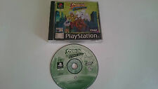 JUEGO Y CAJA SCOOBY DOO CYBER CHASE PLAYSTATION 1 PS1 PSX.PAL UK.