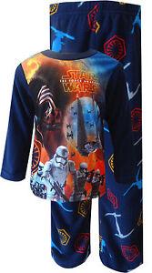 Boys Star Wars Pajamas Size 6- 8 Chewbacca BB8 Kylo Ren LEGO Darth Vader NEW NWT
