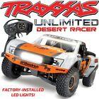 Traxxas Unlimited Desert Racer UDR 4WD 6S Brushless Truck FOX Body w/LED Lights