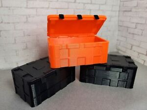 Call of Duty Warzone Loot Crate... 3d printed... COD fan item...