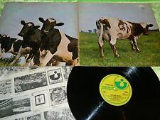 PINK FLOYD : Atom heart mother -1970 UK 1st press Harvest A-1G/B-1G LP GD/VG 201
