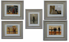 The Classic Collection by Jack Vettriano Set of 5 Framed & Mounted Art Prints